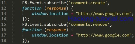 Hacking Facebook using Facebook Scam Method