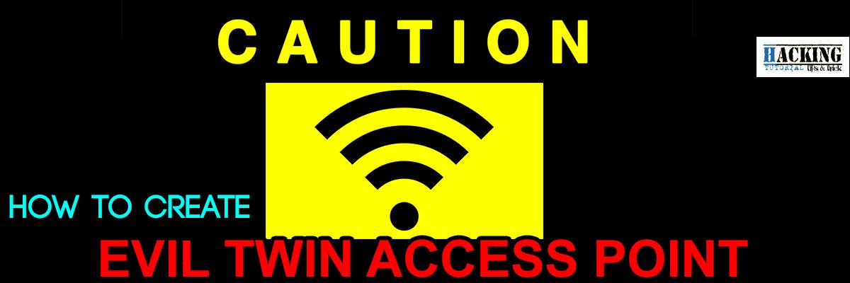 hack wifi kali linux evil twin