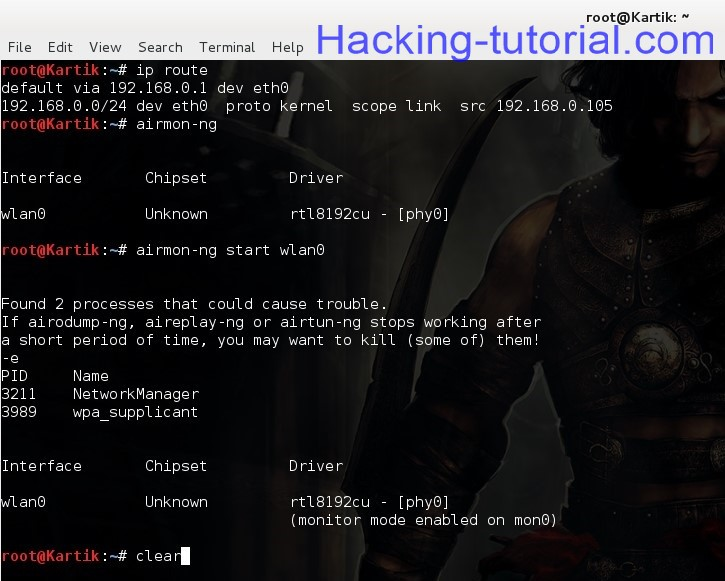 How to Create Evil Twin Access Point