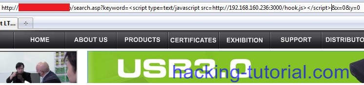XSS Attack: Hacking Using BeeF XSS Framework